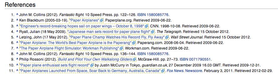 لینک های نوفالو در ویکی پدیا